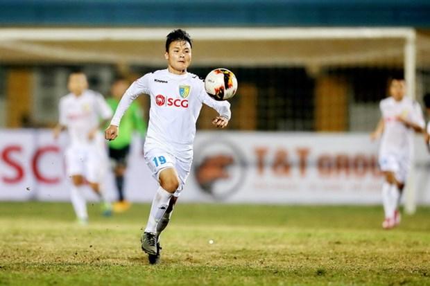 Danh bai nha vo dich, Ha Noi FC noi dai ky luc tai V-League hinh anh 1