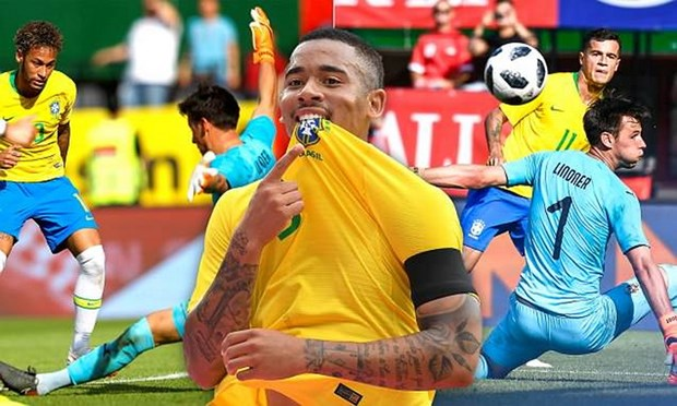 Neymar tiep tuc 'no sung,