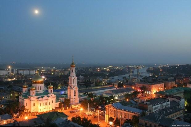 Rostov-na-Donu - nhiet huyet cua nguoi Kozak vung song Dong hinh anh 1