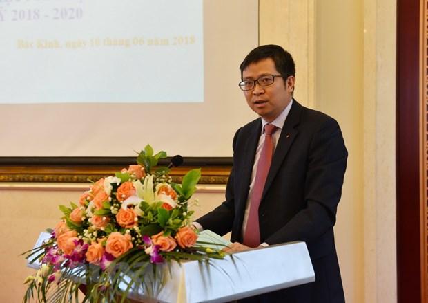Dai hoi Doan Thanh nien luu hoc sinh Viet Nam tai Bac Kinh hinh anh 3