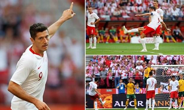 Nhat Ban, Ba Lan dua nhau huy diet truoc man so tai o World Cup hinh anh 2