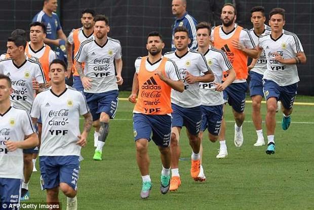 Argentina can mot chien thang truoc Iceland de vuot qua suc ep hinh anh 1