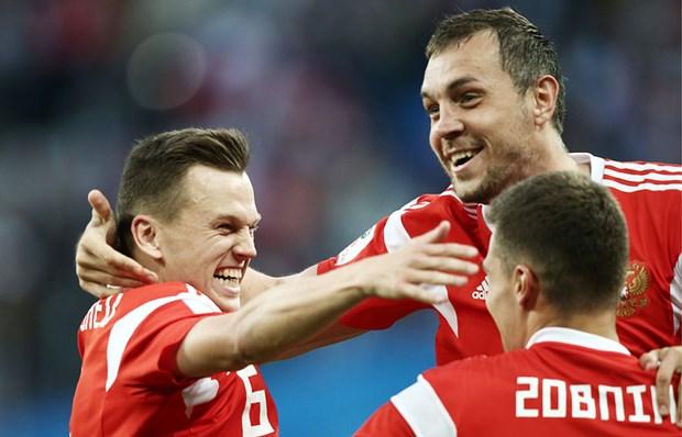Doi tuyen Nga thiet lap nen ky luc moi trong lich su World Cup hinh anh 1