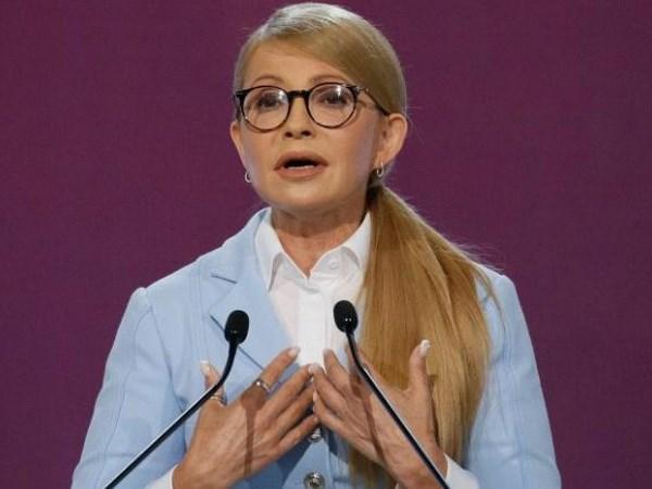 Ukraine: Thu linh phe doi lap Tymoshenko se tranh cu Tong thong hinh anh 1