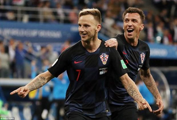 Can canh Croatia vui dap Argentina, thang tien vong 1/8 World Cup hinh anh 1