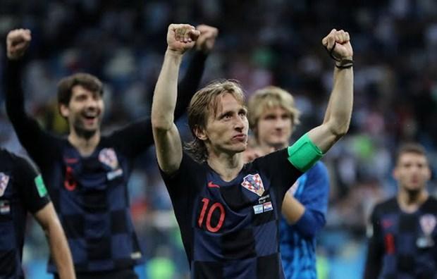 Ket qua World Cup 2018 ngay 22/6: Xac dinh 4 doi vao vong 1/8 hinh anh 1