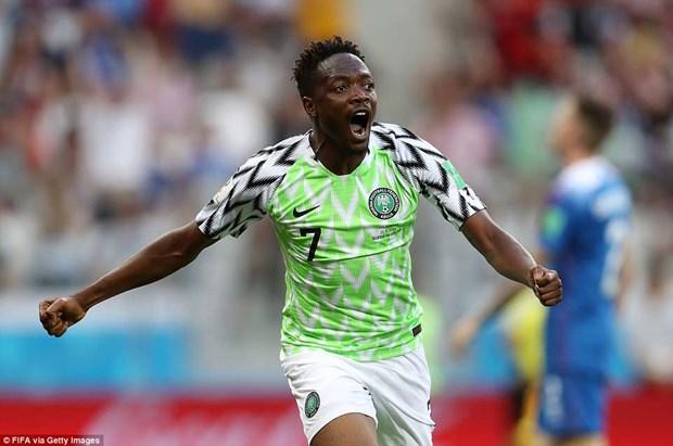 Nigeria danh bai Iceland, cuc dien bang D dang rat kho luong hinh anh 1