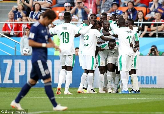 Nhat Ban - Senegal 2-2: 'Bat phan thang bai' day kich tinh hinh anh 11