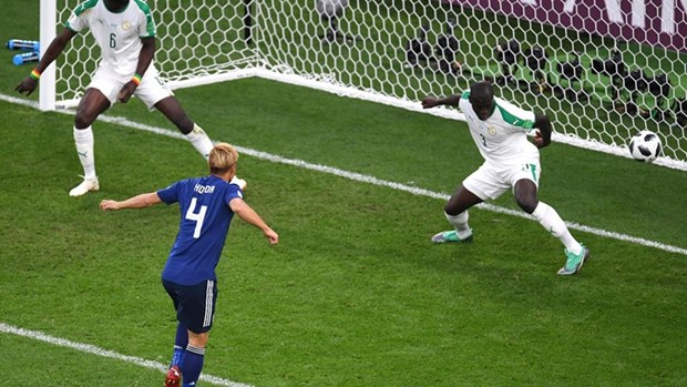 Nhat Ban - Senegal 2-2: 'Bat phan thang bai' day kich tinh hinh anh 12