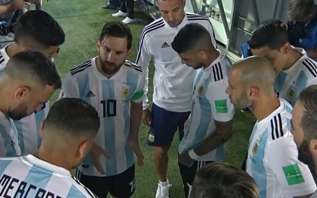 Rojo tiet lo Messi da 'chi dao' nhung gi trong gio nghi giai lao hinh anh 1