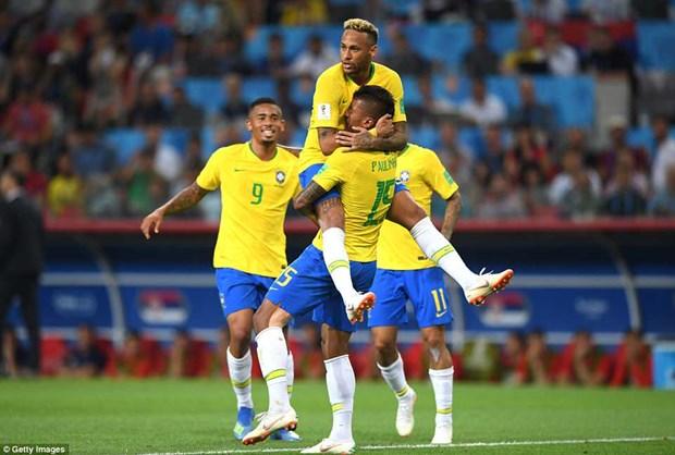 World Cup 2018: Da xac dinh duoc sau cap dau tai vong 1/8 hinh anh 1