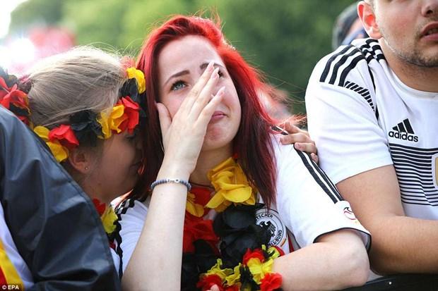Ket qua chi tiet World Cup 2018 ngay 28/6: Nha vo dich Duc bi loai hinh anh 1