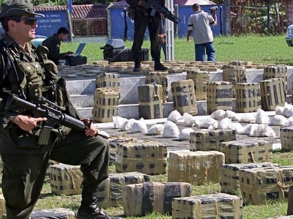 Colombia: Buon ban ma tuy len toi gan 5,5 ty USD moi nam hinh anh 1