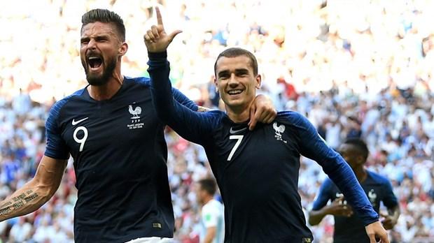 Antoine Griezmann tuyen bo khong ngai cac cau thu Uruguay hinh anh 2