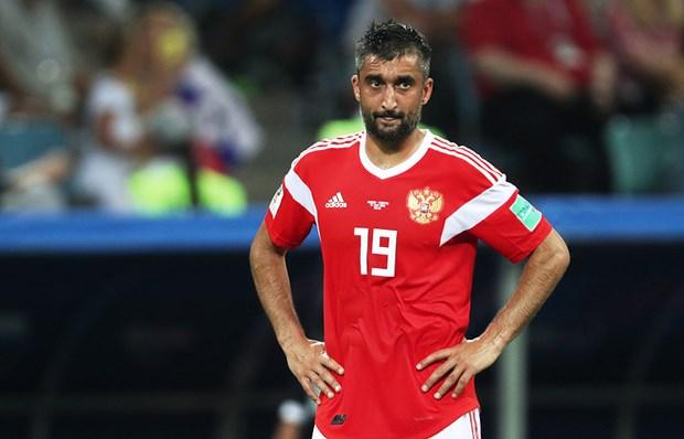 Alexander Samedov chia tay tuyen Nga sau that bai truoc Croatia hinh anh 1