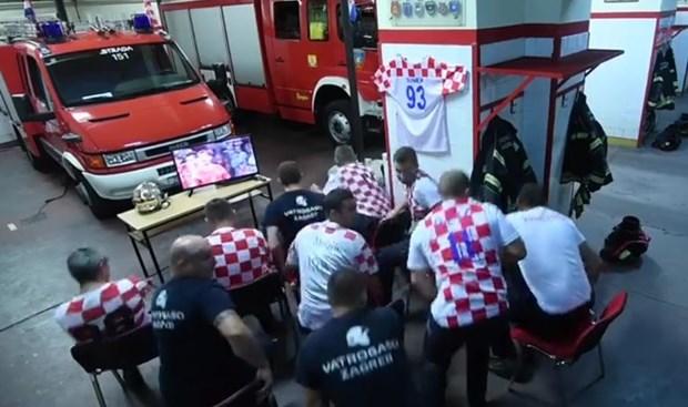 Linh cuu hoa Croatia lo co hoi chung kien doi nha chien thang hinh anh 1