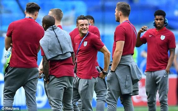 Danh bai doi tuyen Anh, Bi gianh hang ba World Cup 2018 hinh anh 4