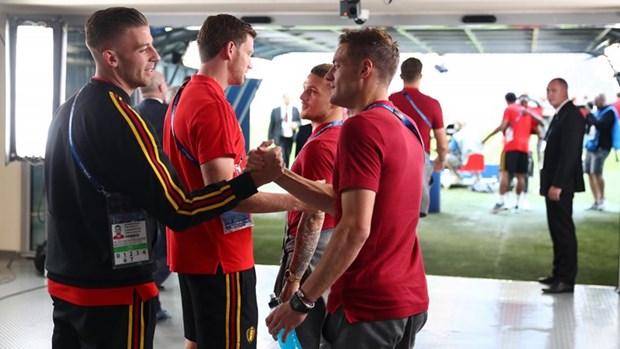 Danh bai doi tuyen Anh, Bi gianh hang ba World Cup 2018 hinh anh 2