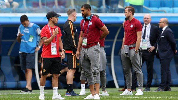 Danh bai doi tuyen Anh, Bi gianh hang ba World Cup 2018 hinh anh 3