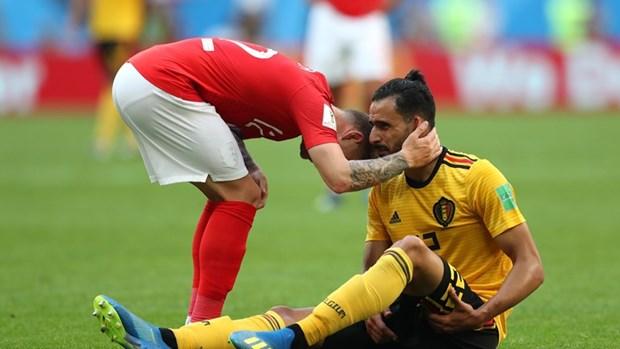Danh bai doi tuyen Anh, Bi gianh hang ba World Cup 2018 hinh anh 11
