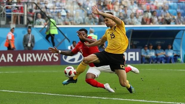 Danh bai doi tuyen Anh, Bi gianh hang ba World Cup 2018 hinh anh 7