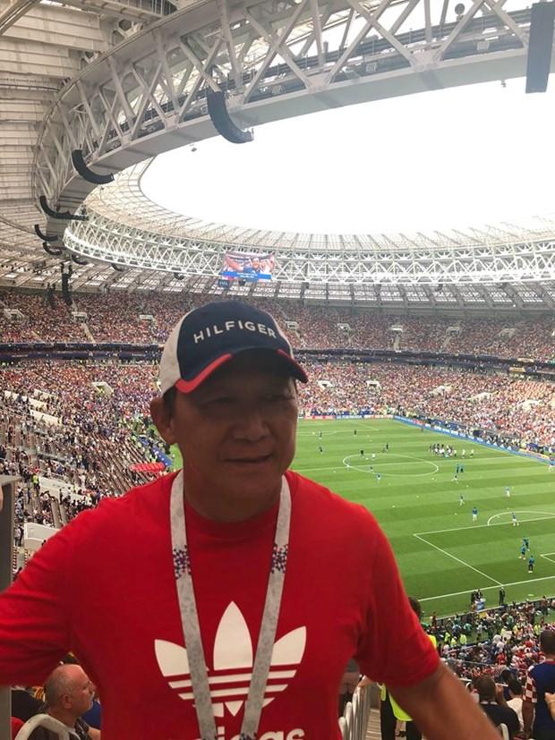 Phap vs Croatia 4-2: Les Bleus lan thu 2 len dinh the gioi hinh anh 15