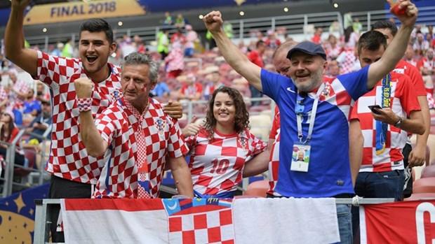 Phap vs Croatia 4-2: Les Bleus lan thu 2 len dinh the gioi hinh anh 9