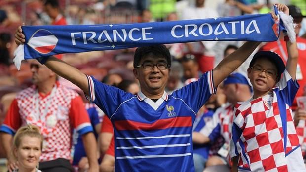 Phap vs Croatia 4-2: Les Bleus lan thu 2 len dinh the gioi hinh anh 10