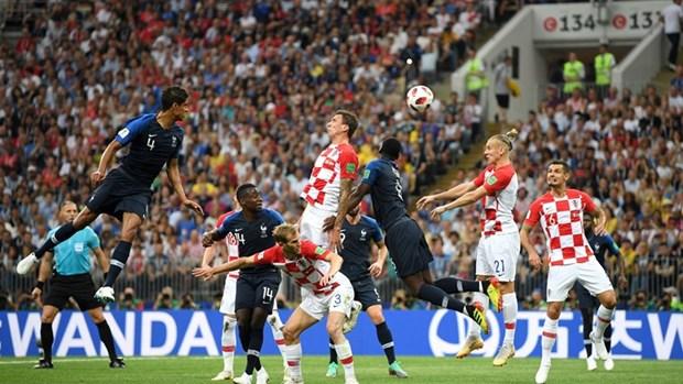 Phap vs Croatia 4-2: Les Bleus lan thu 2 len dinh the gioi hinh anh 21