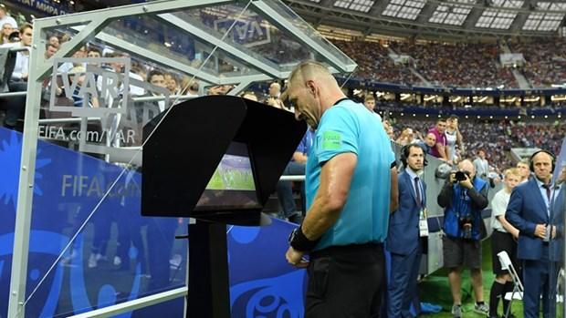 Phap vs Croatia 4-2: Les Bleus lan thu 2 len dinh the gioi hinh anh 24