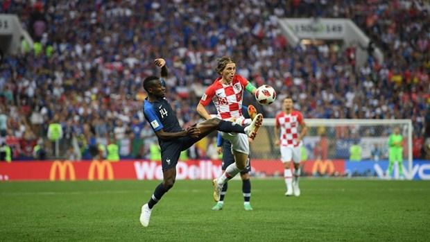 Phap vs Croatia 4-2: Les Bleus lan thu 2 len dinh the gioi hinh anh 26