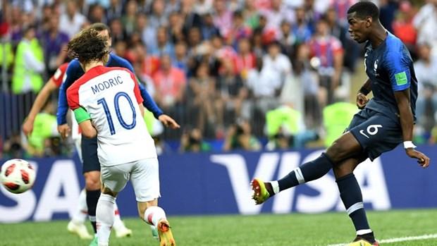 Phap vs Croatia 4-2: Les Bleus lan thu 2 len dinh the gioi hinh anh 27
