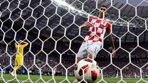Phap vs Croatia 4-2: Les Bleus lan thu 2 len dinh the gioi hinh anh 29