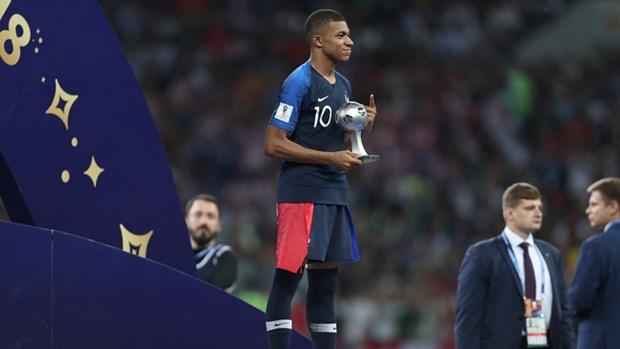 Thu quan Croatia Luka Modric gianh danh hieu Qua bong vang hinh anh 2