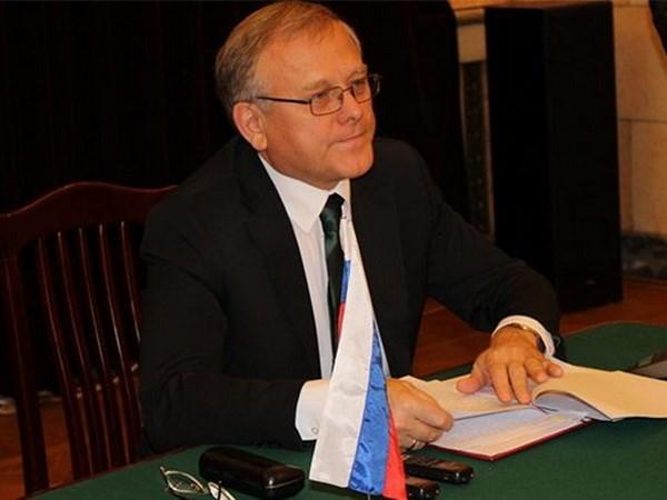 Nga: LHQ can thao luan viec noi long trung phat Trieu Tien hinh anh 1