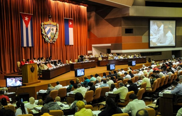 Cuba: Phe chuan Du thao Hien phap moi voi su dong thuan tuyet doi hinh anh 1