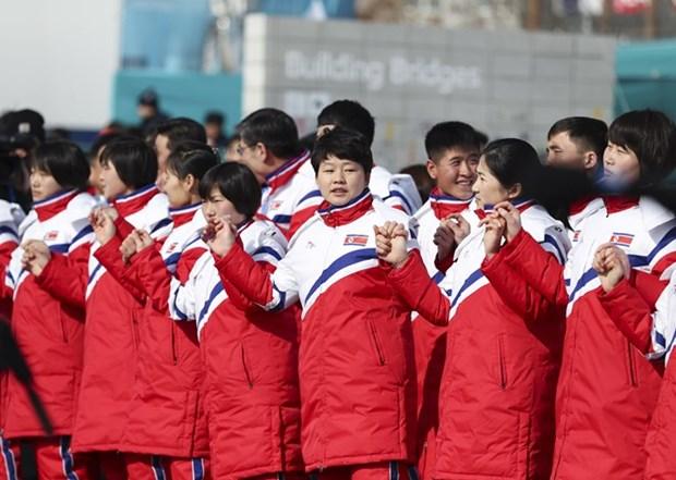 My phan doi de nghi cua IOC cung cap dung cu the thao cho Trieu Tien hinh anh 1