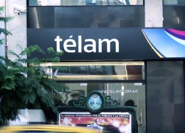 Argentina: Hoat dong cua hang thong tan Telam bi dinh tre hinh anh 1