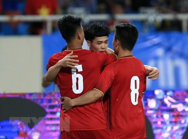 Can canh U23 Viet Nam danh bai U23 Palestine o tran ra quan hinh anh 1