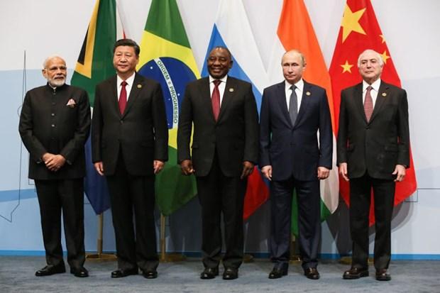Nam Phi cong bo thoa thuan dat duoc voi tung thanh vien BRICS hinh anh 1