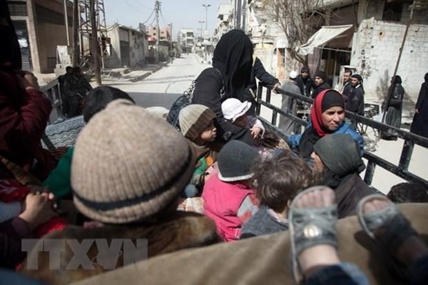 Nga xac nhan de xuat hop tac voi phia My trong van de Syria hinh anh 1