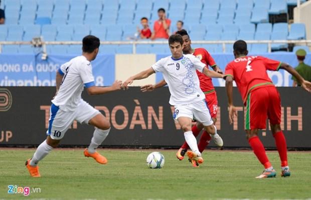 Link xem truc tiep tran dau U23 Uzbekistan vs U23 Palestine hinh anh 1