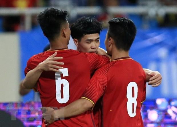Link xem truc tiep tran dau U23 Viet Nam vs U23 Oman hinh anh 1