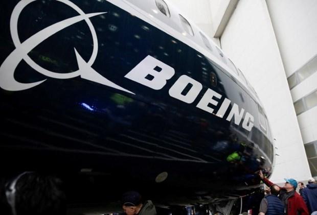 Boeing dau tu vao hang in 3D de san xuat phu tung hang khong hinh anh 1