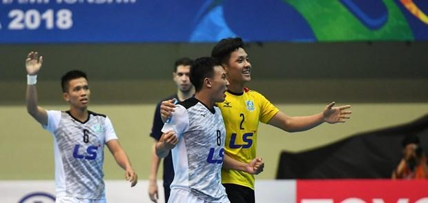 Thai Son Nam-Mes Sungun 2-4: That bai tiec nuoi o tran cau lich su hinh anh 1