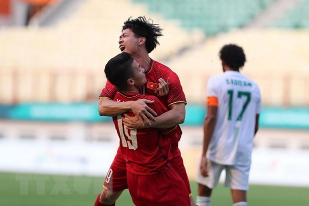 Olympic Viet Nam se thay doi nhan su khi doi dau Olympic Nepal hinh anh 1