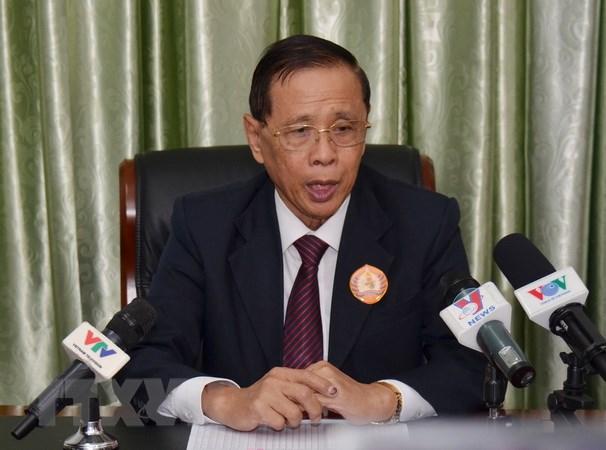 Chinh phu moi cua Campuchia coi trong quan he lau dai voi Viet Nam hinh anh 1