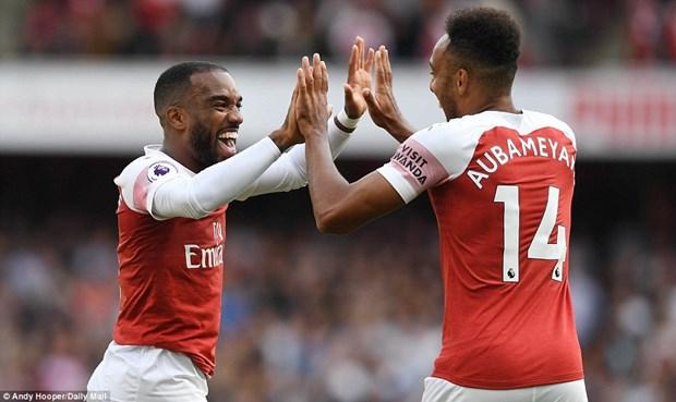 Ket qua bong da: Man City nem trai dang, Arsenal da biet thang hinh anh 2