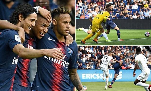 Ket qua bong da: Man City nem trai dang, Arsenal da biet thang hinh anh 4