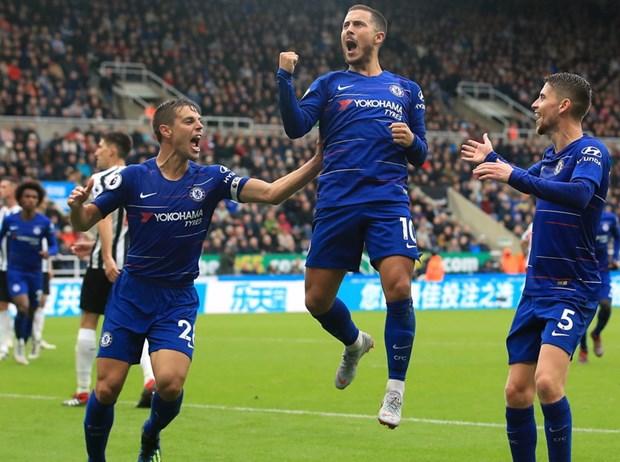 Ket qua bong da: Chelsea thang nghet tho, Real chiem ngoi dau hinh anh 1